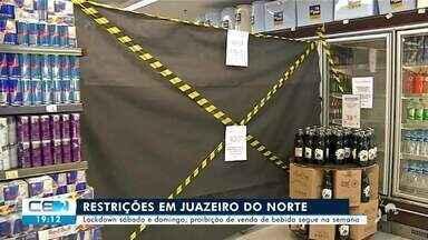 Proibida a venda de bebidas alcoólicas durante a semana em Juazeiro do Norte - Confira mais notícias em g1.globo.com/ce