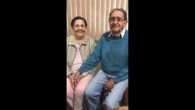 Casal de idosos pega Covid-19 e é internado lado a lado em Juiz de Fora - Casados há mais de 70 anos, os idosos passaram pela doença juntos. Conheça a história.
