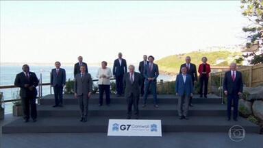 Líderes do G7 prometem resposta rápida a futuras pandemias - Países ricos adotam plano para acelerar alertas e produção de vacinas