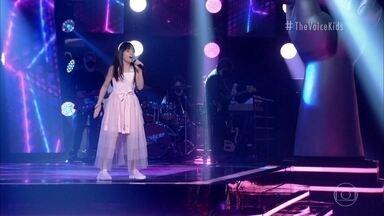 Valentina Corrêa canta 'Shake It Off' - Confira a avaliação dos técnicos