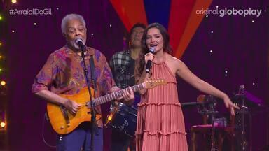 Gilberto Gil e Juliette cantam 'Esperando na Janela' - Confira!