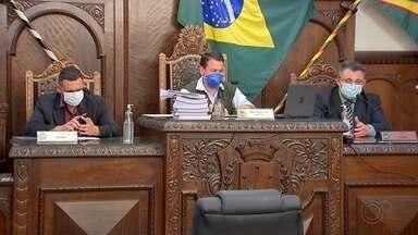 'CEI da Covid' ouvo novos testemunhos na Câmara de Bauru - Nesta terça-feira (15) foi realizada mais uma rodada de oitivas na Comissão Especial de Inquérito (CEI) da Covid em Bauru. A comissão, que investiga as ações municipais de enfrentamento da pandemia, ouviu representantes de entidades de classe da saúde.