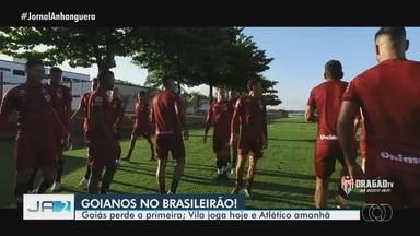 Pela Série A, Atlético Goiano joga com Paranaense neste domingo (20) - Veja os destaques do futebol.