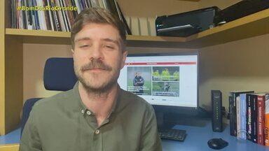 Repórter Eduardo Deconto atualiza as informações da semana sobre o Inter - Saiba como ajudar.