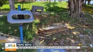 'Papo reto': moradores pedem melhorias em bairros de Florianópolis - 'Papo reto': moradores pedem melhorias em bairros de Florianópolis