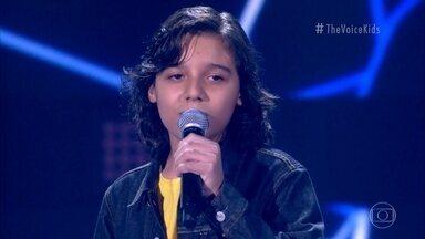 Lipe Araújo canta 'Amor Maior' - Confira a avaliação dos técnicos!