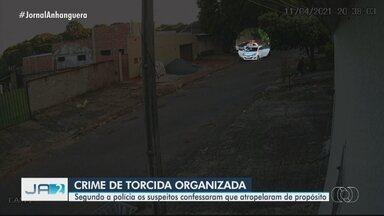 Polícia prende nove pessoas suspeitas de tentativa de homícidio em Goiânia - Segundo a corporação, os suspeitos confessaram que atropelaram de propósito.