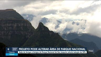 Projeto pode alterar área de Parque Nacional de São Joaquim - Projeto pode alterar área de Parque Nacional de São Joaquim