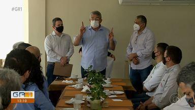 Abrafrutas realiza encontro para debater o combate à mosca da fruta - A estratégia quer aliar ações do poder público e do setor privado.