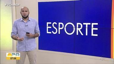 Gustavo Pêna comenta os destaques do esporte paraense nesta segunda-feira (9) - Gustavo Pêna comenta os destaques do esporte paraense nesta segunda-feira (9)