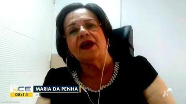 Lei Maria da Penha chega aos 15 anos com avanços e desafios - Saiba mais em: g1.com.br/ce