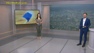 Assista a íntegra do Bom Dia Rio Grande desta segunda-feira (9) - Assista ao vídeo.