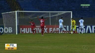 CRB conquista vitória em cima do Londrina no Estádio do Café - Com a vitória o Galo volta ao G4 da Série B.
