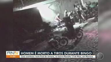 Em Mossoró, homem é morto durante bingo beneficente - Em Mossoró, homem é morto durante bingo beneficente