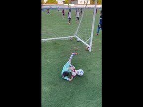 """Felipe Alves """"treina"""" filho mais novo de Vojvoda no Pici - Felipe Alves """"treina"""" filho mais novo de Vojvoda no Pici"""