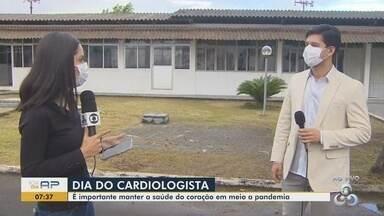 Dia do Cardiologista: especialista alerta para manter saúde do coração na pandemia - Com a elevação da Covid-19, profissional destacou redução das ações preventivas.