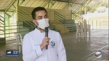 Prefeitura faz testagem em massa para identificar assintomáticos em Carmo do Rio Claro - Prefeitura faz testagem em massa para identificar assintomáticos em Carmo do Rio Claro