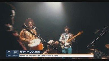 Beatles Cordel junta o som da banda de rock com forró - Criador da banda Beatles Cordel explica como a ideia nasceu.