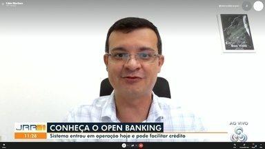 Economista explica funcionamento do Open Banking - Sistema financeiro entrou em operação nesta sexta-feira (13) e pode facilitar crédito e financiamentos