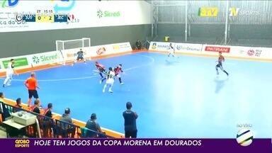 Técnico do Juventude fala da expectativa pela estreia na Copa Morena - Favorito ao título, time douradense é o único de MS na Liga Nacional de Futsal.