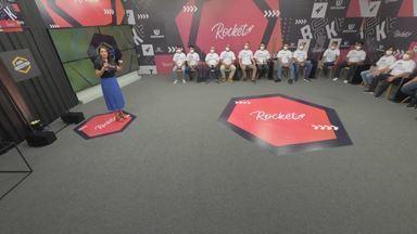 Rocket Agro e Indústria Episódio #01: conheça quais são as startups que estão na disputa - Startups 33 Robotics, PoliVerde, Inspecto Agri, AgroFlux, Manfing, Acqua Fish, Troika e Eva chegam ao Rocket Agro e Indústria e conferem como foi a avaliação dos jurados