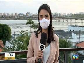 Maranhão chega a 10.031 morte pela Covid-19 - Nessa terça-feira (31), o Maranhão chegou a 349.064 casos e 10.031 mortes pelo novo coronavírus, segundo a Secretaria de Estado da Saúde (SES).