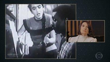 Doris Monteiro comenta sobre sua carreira no cinema - Veja cenas dos filmes 'Agulha no Palheiro' e 'De Vento em Popa'
