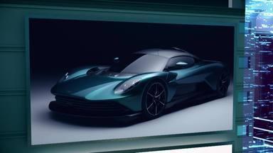 Aston de 007 mais perto - A marca mais tradicional do agente secreto 007 vai voltar a trazer modelos para o Brasil