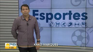 Kako Marques traz as notícias do esporte no Bom Dia Paraíba desta segunda-feira (13.09.21) - Fique bem informado, torcedor paraibano