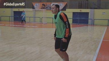Conheça o Rocha, representante do Rio Grande do Sul na Copa do Mundo de Futsal - Assista ao vídeo..