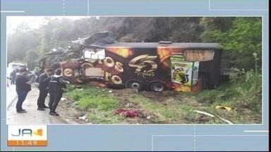 Airton Machado do Garotos de Ouro morre em acidente em SC - Airton Machado do Garotos de Ouro morre em acidente em SC