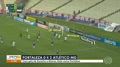 Confira os destaques do esporte rondoniense no JRO1 - Juan Rodrigues atualiza as últimas notícias.