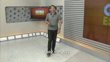 Confira a íntegra do Globo Esporte PB desta segunda-feira (13.09.21) - Kako Marques traz as principais notícias do esporte paraibano