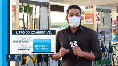 DF e 12 estados vão à Justiça contra Petrobras por 'publicidade enganosa' sobre preço de gasolina - Autores pedem que estatal seja obrigada a suspender propaganda veiculada na internet. Empresa afirma que vai avaliar medidas cabíveis.