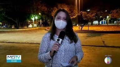 Montes Claros reduz casos de mortes e de contaminação por Covid-19 - Mias 40 casos foram confirmados nesta segunda-feira (13).