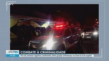 Operação Saturação deflagrada pela PM combate criminalidade em bairros de Macapá - Operação Saturação deflagrada pela PM combate criminalidade em bairros de Macapá