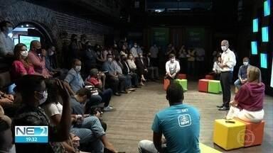 Recife oferece cursos de tecnologia para estudantes da rede pública - Projeto foi idealizado em parceria com o Porto Digital e tem como objetivo dar emprego a esses jovens