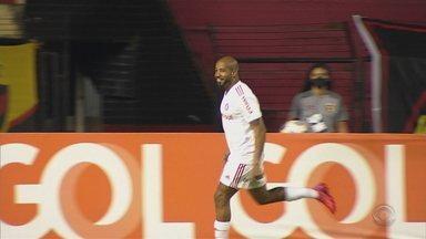 Inter vence o Sport no Campeonato Brasileiro - Patrick marcou o único gol da partida.