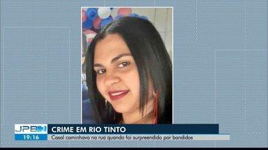 Casal sofre tentativa de execução em Rio Tinto e mulher morre na hora - Homem está internado no Hospital de Trauma de João Pessoa.