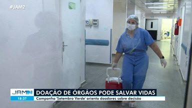 Campanha Setembro Verde estimula doação de órgãos - Campanha Setembro Verde estimula doação de órgãos