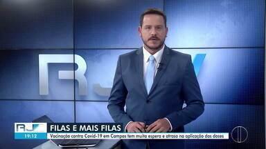 RJ2: Veja a íntegra desta segunda-feira, 13/09/2021 - Telejornal traz as principais notícias do dia nas cidades do interior do Rio.