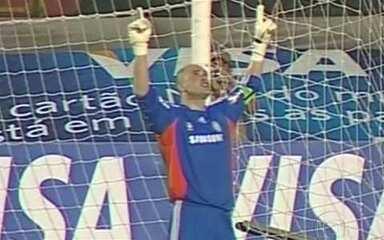 Marcos fecha o gol e garante classificação do Palmeiras na Libertadores
