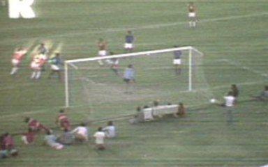 Em 1975, Internacional é campeão brasileiro de futebol