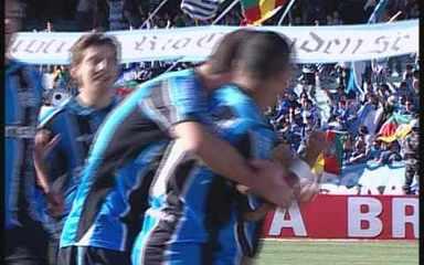 Os gols de Grêmio 5 x 1 Fluminense pela 25ª rodada do Brasileirão 2009