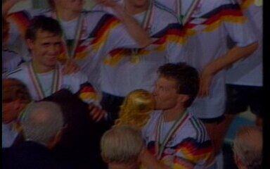 Melhores momentos: Argentina 0 x 1 Alemanha pela final da Copa do Mundo de 1990