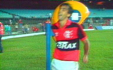 Em 1989, Flamengo vence Corinthians por 2 a 0 pela Copa do Brasil