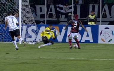 Os melhores momentos de Corinthians 2 x 1 Flamengo pelas oitavas da Libertadores 2010