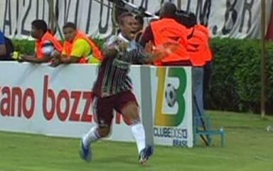 Melhores momentos de Vitória 1 x 2 Fluminense pela 25ª rodada do Brasileiro 2010