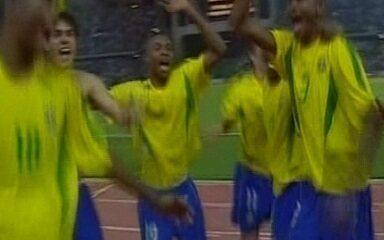 Em 2003, Brasil vence Espanha por 1 a 0 na final do Mundial sub-20 nos Emirados Árabes