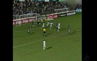 Icasa não quebra tabu contra ASA e perde por 2 a 1 pela Série B